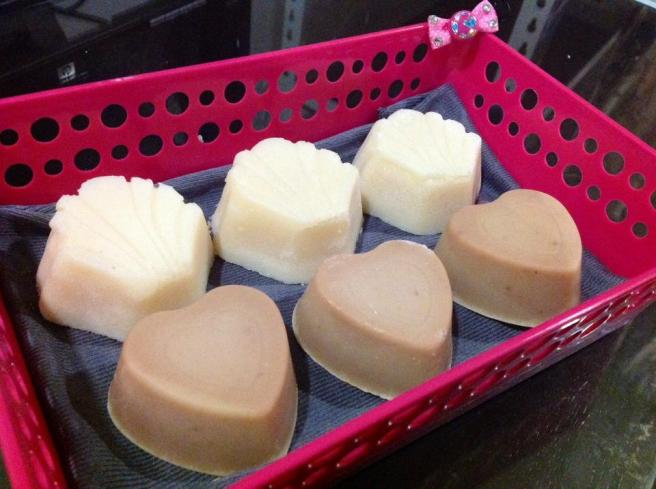 Virgin Coconut Oil Soap with Pineapple and Lemon Enzymes